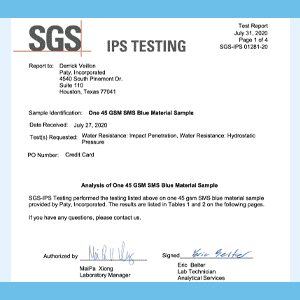 SGS-Testing-for-45-SGM-Material